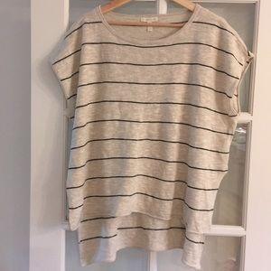 Eileen Fisher Linen/Cotton Sweater